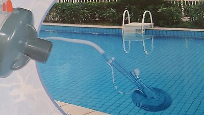 D3 swimming Pool inline Leaf Canister - Inline Leaf Catcher for ZODIAC BARACUDA