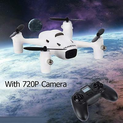 720p Camera 2.4G 4CH RC Quadcopter with Battery for Hubsan X4 Plus H107C+ Toy 24