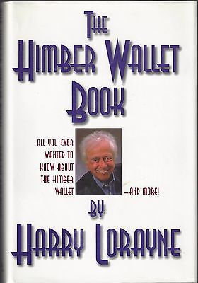 THE HIMBER WALLET BOOK by Harry Lorayne