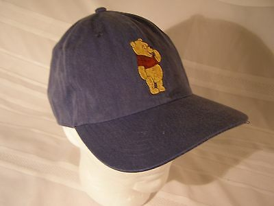 Disney Winnie the Pooh Ball Cap Hat (From hat collection)