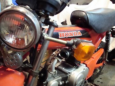 Honda: CT 1982 Honda CT-70 Mini-trail not running  AS IS ,have ownership
