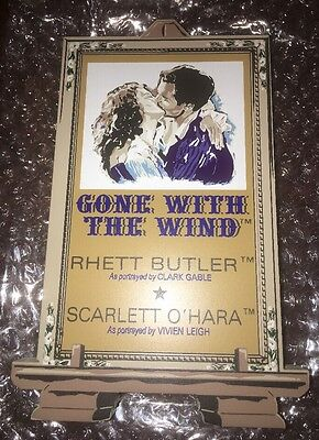 Shelia's Collectibles - Gone With The Wind - Honeymoon Embrace Poster