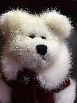 Boyd's Bear Ariella Angelfront tree topper #744110 retired