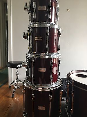 Yamaha Recording Custom Shell Kit