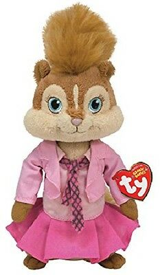 Ty BRITTANY the Chipmunk (Alvin and the Chipmunks) Beanie Baby -MWMT
