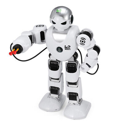 Electric Intelligent RC Robot 2.4G Dancing Battle Model Kid toy Christmas Gift