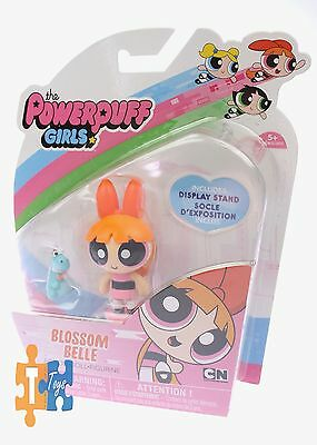 """BLOSSOM BELLE The Powerpuff Girls Spin Master 2016 Action Doll Figure """"NEW"""""""