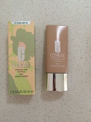 Clinique Perfectly Real Foundation Shade 14 MF-N 30ml