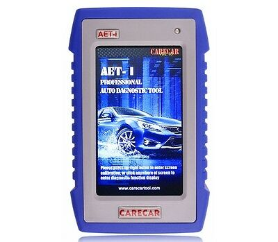 Carecar AET-I Full System OBDII Diagnostic Scanner