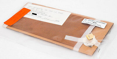 "NEW Tayco Engineering 8"" x 4"" Flexible Circuit Resistive Foil Heater 54-4331-90"