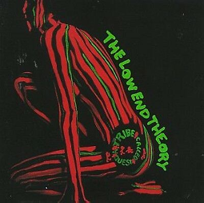 A Tribe Called Quest - The Low End Theory - Vinyl Lp - New