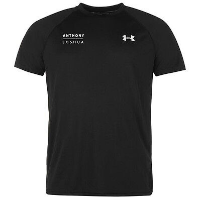Anthony Joshua Authentic Under Armour Technical Tee Shirt in XXL