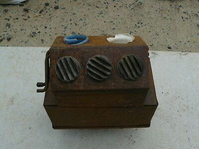 Xk Xl Xm Xp Ford  Falcon Wagon Heater Box