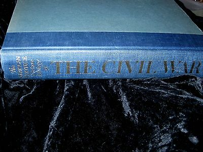 THE AMERICAN HERITAGE PICTURE HISTORY OF THE CIVIL WAR by Catton Used hardback