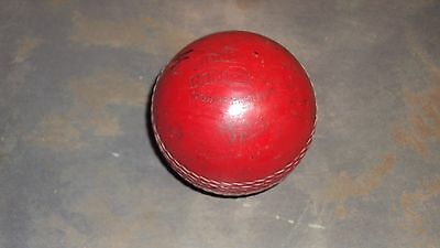 Original Chingford Goldseal   Cricket Ball - England