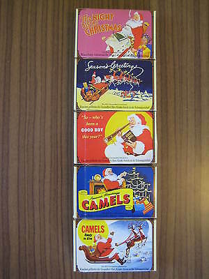 Camel   Zigaretten 5 x Old Camel DESIGN Packs 1996 from Germany /  leer - empty