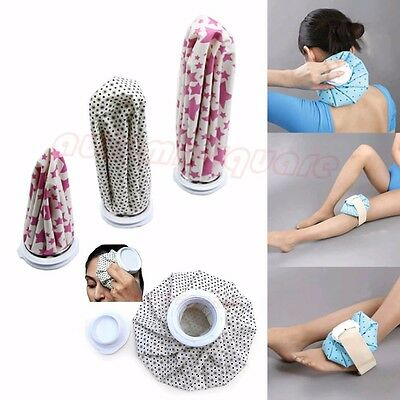 Healthcare Reusable Ice Bag Cap for Cold Therapy Injury Muscle Aches Pain Relief