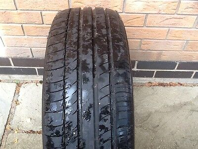 1x Michelin latitude sport part worn tyre 225/60/18 6mm tread