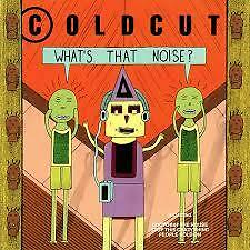 Coldcut What's That Noise? Vinyl album Good nick