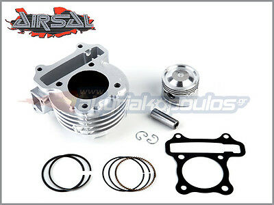AIRSAL CYLINDER KIT FOR PEUGEOT V-Clic,KYMCO Agility 50, Vitality, People 4T