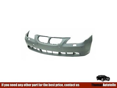 For Bmw Front Bumper Frontstoßstange With Pdc Holes E60,e61