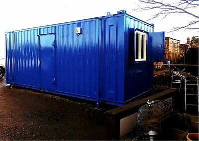 20ft Container Site Office