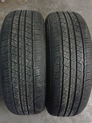 235/70 R16 Budget Tyres  106H M+S  X2   *NEW*  Budget CHEAP 2357016 PAIR