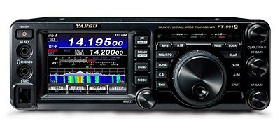 Yaesu FT-991A Supplied By LAMCO Of South Yorkshire