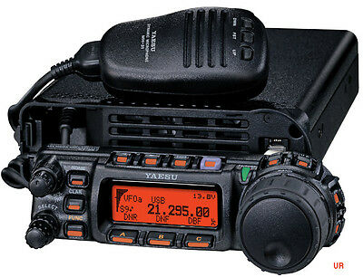 Yaesu FT-857D From LAMCO Of Barnsley