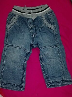George baby boy jeans 3-6 months