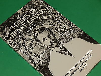 ECHOES OF HENRY LAWSON: Award Winning Stories & Verse 1960-81 - Hillary Lindsay