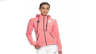 Spooks Riding Sweat-Jacke AWA pink icing  S M L XL NEU Sweatjacke Hoody