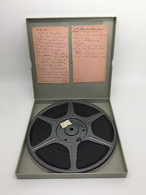 Vintage 8MM Homemade 1967-68 Movie / Film For Projector  (RF534)