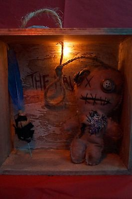 ''The Haunted''  Voodoo Doll