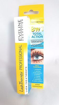 Pl/Eveline Lash Therapy 8in1 concentrated serum to the eyelash/ Growth Activator