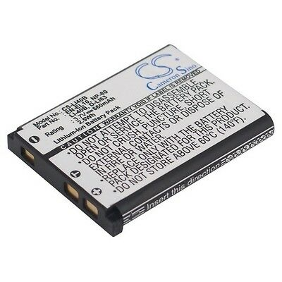 Replacement Battery For NIKON Coolpix S200