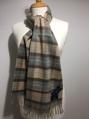 Johnstons of Elgin 100% Cashmere Scarf BNWT Various Colourways