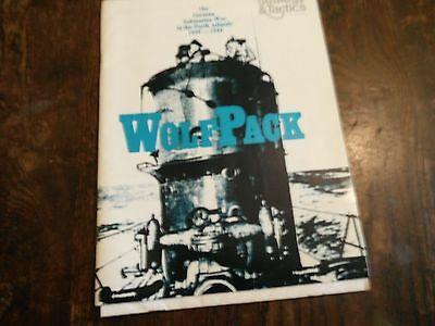 Strategy and Tactics Magazine Wolf Pack. The German Submarine War