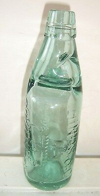 Clean Green Codd Bottle. Pictorial Elephant. Hinds & Co Coventry FREE UK POSTAGE