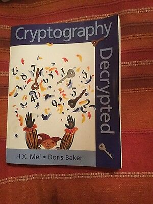 Cryptography decrypted.   book
