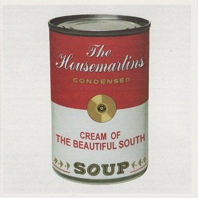The Housemartins / The Beautiful South Soup Cd (Greatest Hits / Very Best Of)