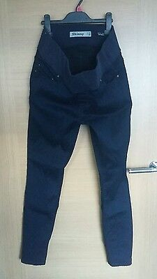 Ladies size 14 New Look Skinny Maternity Jeans
