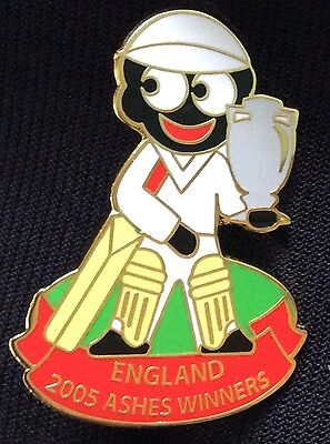 Ashes Winners Badge