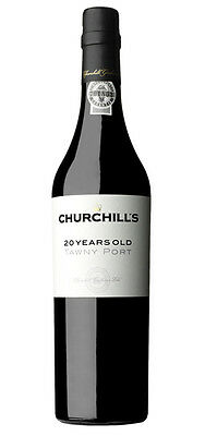 Churchill 20 Year Old Tawny Port 50cl
