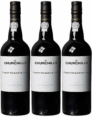 Churchill's Reserve Port 75cl (Case of Three)