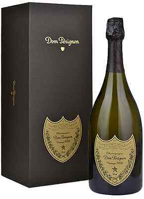 Dom Perignon Vintage 2006 Champagne 75cl Gift Boxed - FREE P&P