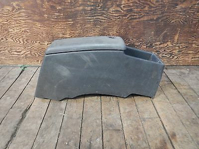 Jeep Wrangler YJ 91-95 OEM Center Console Grey      FREE SHIPPING