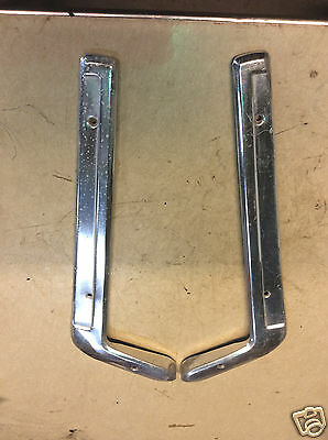 1964 1965 1966 1967 Ford Mustang Aluminum Seat Side Cover Or Shield R & LH Set