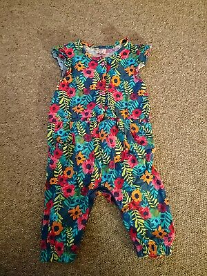 Baby girl summer playsuit 3-6months