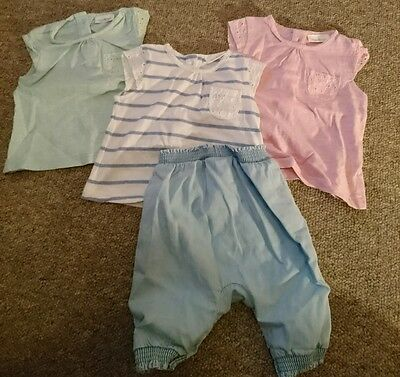 Next baby girl bundle (up to 3 months)